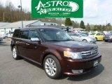 2010 Cinnamon Metallic Ford Flex Limited EcoBoost AWD #62596718