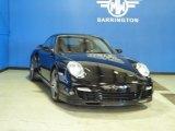 2007 Black Porsche 911 Turbo Coupe #62595998