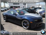 2010 Imperial Blue Metallic Chevrolet Camaro LT/RS Coupe #62596335