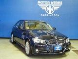 2009 Monaco Blue Metallic BMW 3 Series 335xi Sedan #62595981