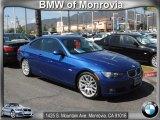 2009 Montego Blue Metallic BMW 3 Series 328i Coupe #62596333