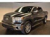 2010 Slate Gray Metallic Toyota Tundra Limited CrewMax #62596635