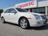 2008 White Suede Ford Fusion SEL #62596313