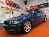 2002 Topaz Blue Metallic BMW 3 Series 330i Coupe #62596600