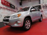 2011 Classic Silver Metallic Toyota RAV4 Limited 4WD #62596599