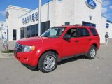 2009 Torch Red Ford Escape XLT V6 4WD #62596301