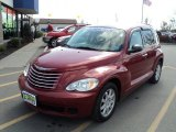 2007 Inferno Red Crystal Pearl Chrysler PT Cruiser  #62596595