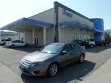 2011 Sterling Grey Metallic Ford Fusion SEL #62596591