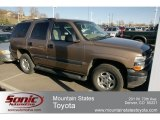 2004 Sandalwood Metallic Chevrolet Tahoe LS 4x4 #62595926