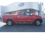2008 Radiant Red Toyota Tundra Double Cab #62596273
