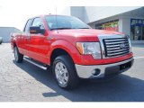 2012 Ford F150 XLT SuperCab Data, Info and Specs