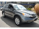 2011 Polished Metal Metallic Honda CR-V SE 4WD #62596250