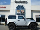 2012 Bright Silver Metallic Jeep Wrangler Call of Duty: MW3 Edition 4x4 #62596231