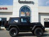 2012 Black Jeep Wrangler Sport 4x4 #62596230
