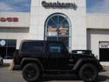 2012 Black Jeep Wrangler Call of Duty: MW3 Edition 4x4 #62596229