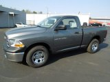 2012 Mineral Gray Metallic Dodge Ram 1500 ST Regular Cab #62596528