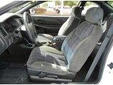 2003 Chevrolet Monte Carlo LS Ebony Black Interior