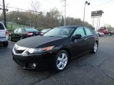 2010 Crystal Black Pearl Acura TSX Sedan #62663239