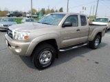 2007 Desert Sand Mica Toyota Tacoma V6 Access Cab 4x4 #62663470