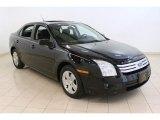 2008 Black Ebony Ford Fusion SE #62663447