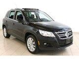 2011 Deep Black Metallic Volkswagen Tiguan SE 4Motion #62663426