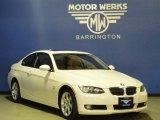 2009 Alpine White BMW 3 Series 328xi Coupe #62663096