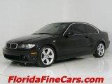 2005 Jet Black BMW 3 Series 325i Coupe #544078