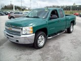 2012 Chevrolet Silverado 1500 Fleet Green