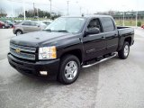 2012 Chevrolet Silverado 1500 LTZ Crew Cab 4x4 Data, Info and Specs