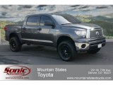 2011 Magnetic Gray Metallic Toyota Tundra CrewMax 4x4 #62663071