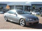 2012 Space Grey Metallic BMW 3 Series 335i Convertible #62663365
