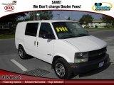 1998 White Chevrolet Astro Cargo Van #62663576