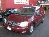 2007 Dark Toreador Red Metallic Ford Freestar SEL #62663352