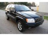 2002 Black Jeep Grand Cherokee Limited 4x4 #62663539