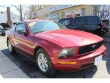 2007 Redfire Metallic Ford Mustang V6 Premium Coupe #62663533