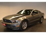2011 Sterling Gray Metallic Ford Mustang V6 Premium Coupe #62663527