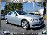 2012 Titanium Silver Metallic BMW 3 Series 328i Coupe #62663311