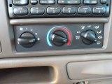 2000 Ford F250 Super Duty Lariat Crew Cab 4x4 Controls