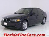 2005 Jet Black BMW 3 Series 325i Sedan #543902