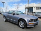 2006 Tungsten Grey Metallic Ford Mustang GT Deluxe Coupe #62714912