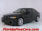 2005 Jet Black BMW 3 Series 330i Sedan #543839