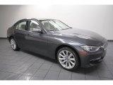 2012 Mineral Grey Metallic BMW 3 Series 328i Sedan #62714865