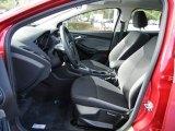2012 Ford Focus SE Sedan Front Seat