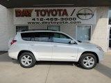 2012 Blizzard White Pearl Toyota RAV4 V6 Limited 4WD #62714565