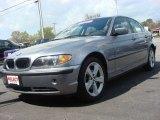 2004 Silver Grey Metallic BMW 3 Series 330xi Sedan #62714549