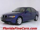 2005 Mystic Blue Metallic BMW 3 Series 325i Sedan #543834