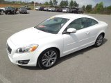 2011 Ice White Volvo C70 T5 #62714940