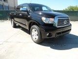 2012 Black Toyota Tundra Limited CrewMax 4x4 #62714746
