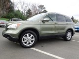 2009 Green Tea Metallic Honda CR-V EX-L 4WD #62714923