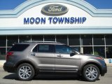 2013 Sterling Gray Metallic Ford Explorer XLT 4WD #62714704